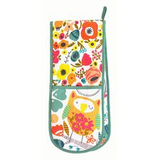 Twit Twoo Double Oven Glove