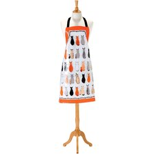 Cats In Waiting PVC Apron