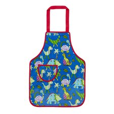 Child's PVC Dinosaur Apron