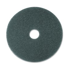 """Cleaner Pad, 12"""", Blue, 5 Pads/Carton"""