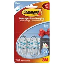 Clear Command Hooks (Set of 2)