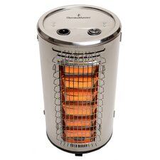 32,000 BTU Portable Propane Infrared Compact Heater