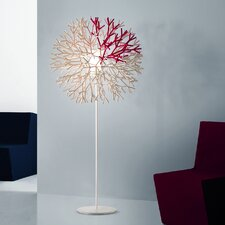 175 cm Design-Stehlampe Coral