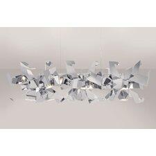 Design-Pendelleuchte 3-flammig Glow