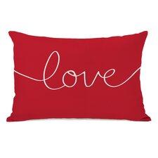 Holiday Love Mix and Match Lumbar Pillow