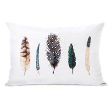 Feathers Lumbar Pillow