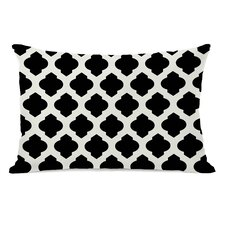 All Over Moroccan Lumbar Pillow