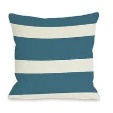 Helen Stripe Throw Pillow