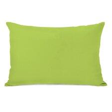 Solid Lumbar Pillow