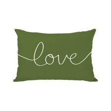 Holiday Love Mix and Match Lumbar Pillow