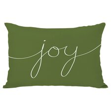 Holiday Joy Mix and Match Lumbar Pillow