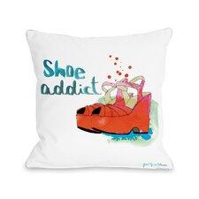 Platform Shoes Pillow