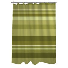 Caroline Stripes Shower Curtain