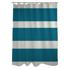 Helen Striped Shower Curtain
