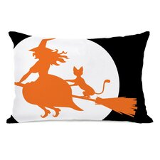 Witch's Best Friend Lumbar Pillow