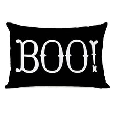 Boo! Lumbar Pillow