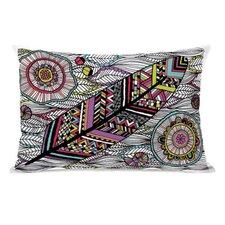 Dream Feather Lumbar Pillow