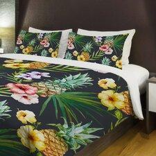Hawaiian Pineapples Lightweight Duvet Cover