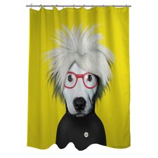 Pets Rock Soup Shower Curtain
