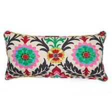 Santa Maria Desert Flower Throw Pillow