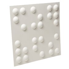 Braille Wall Flats (Set of 10)
