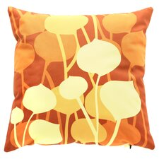 Aequorea Seedling Graphic Throw Pillow