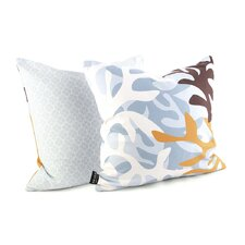 Spa Reef Throw Pillow