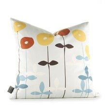 Aequorea Rhythm Scribble Throw Pillow