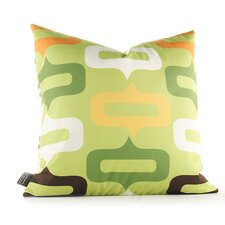 Aequorea Smile Throw Pillow