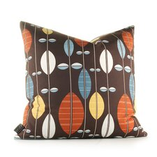 Aequorea Carousel Throw Pillow