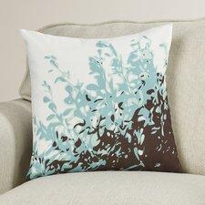 Botanicals Foliage Linen Throw Pillow