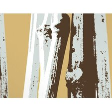 Botanicals Bamboo Slat Wall Hanging