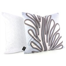 Spa Seagrass Throw Pillow
