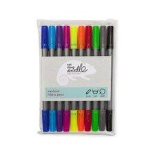 The Original Doodle Wash-out Fabric Pen Set