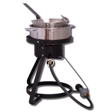 Bolt Together Outdoor Cooker Package with Pot