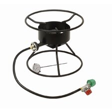 Heavy Duty Portable Propane Outdoor Cooker Package