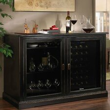 Siena 28 Bottle Dual Zone Freestanding Wine Refrigerator