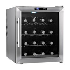 Silent 16 Bottle Single Zone Freestanding Wine Refrigerator