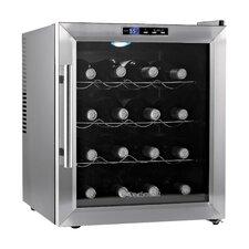 Silent 16 Bottle Single Zone Freestanding Wine Refrigerator