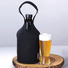 Beer Growler Tote (Set of 2)