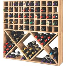 Jumbo Bin Grid 100 Bottle Wine Rack