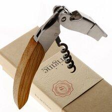 Origine Reclaimed Wine Waiter's Barrel Corkscrew