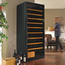 Giant 300 Bottle Single Zone Freestanding Wine Refrigerator
