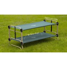 Cam-O-Bunk Bed with 2 Organizers