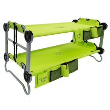 Kid-O-Bunk Bed with 2 Organizers