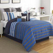 Regatta Stripe Comforter Set
