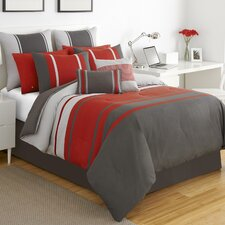 Beacon Stripe Comforter Set