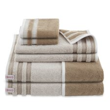 Oxford 6 Piece Towel Set