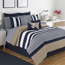 Classic Stripe Comforter Set