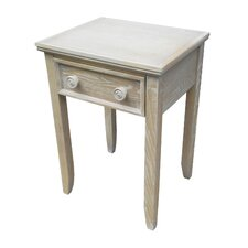 Cape May 1 Drawer Nightstand